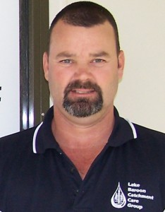 LBCCG Catchment Coordinator Mark Amos